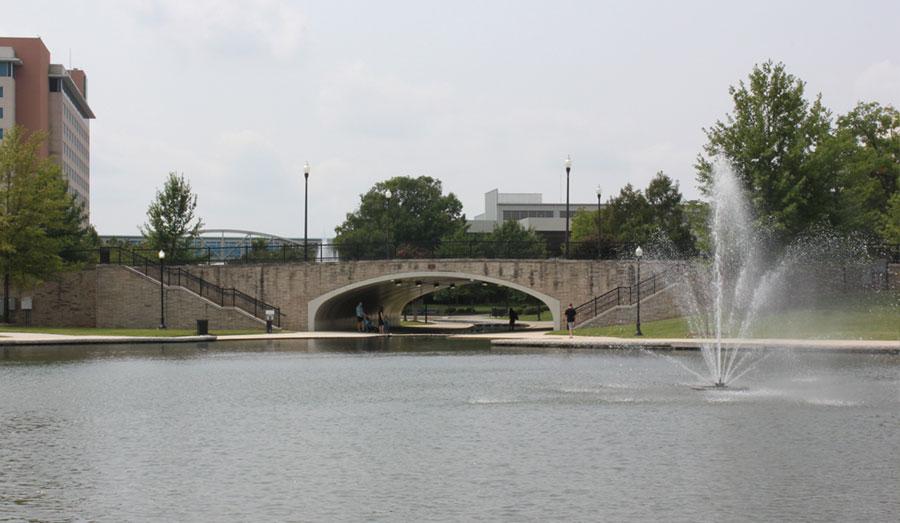 Downtown Huntsville Infrastructure Improvements